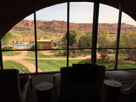 Sagestone Spa View at Red Mountain Resort Solo Wellness