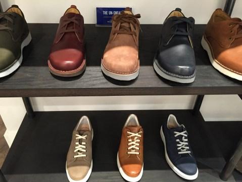 Men's Best Travel Shoes Samuel Hubbard Benjamin Lovell