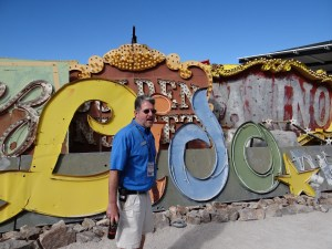 Neon Museum Tour Guide