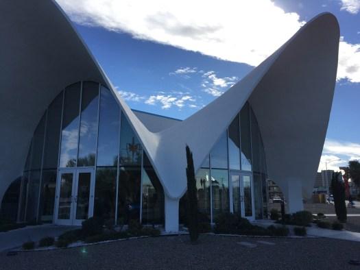 Neon Museum Las Vegas La Concha Building