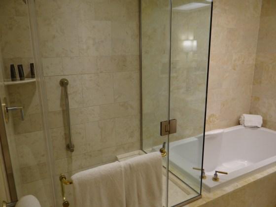 The Wynn Hotel Bathroom Review