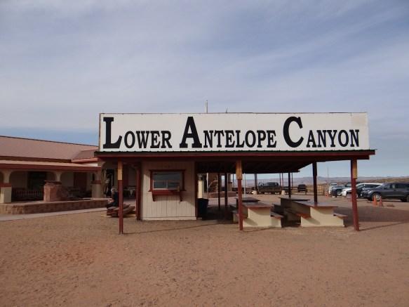 Kens Tours Page Arizona Lower Antelope Canyon tour