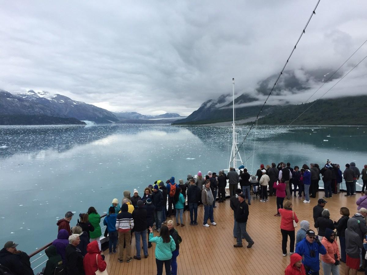 Review Holland America Cruise To Alaska On Eurodam A Bad