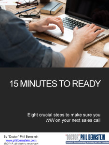 Fifteen Minutes to Ready 2015 blog cover