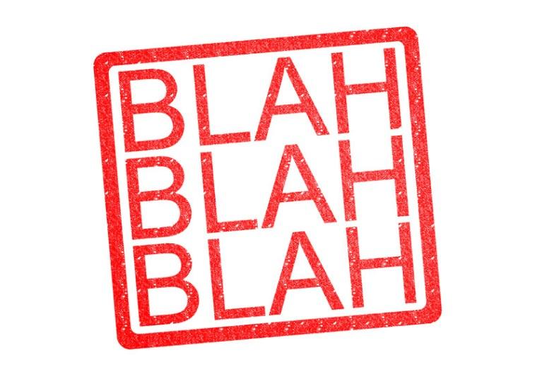 radio advertising sales tip: get rid of the blah