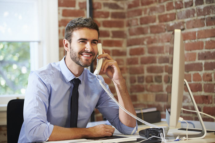 sales tip: call clients on the last day of the year