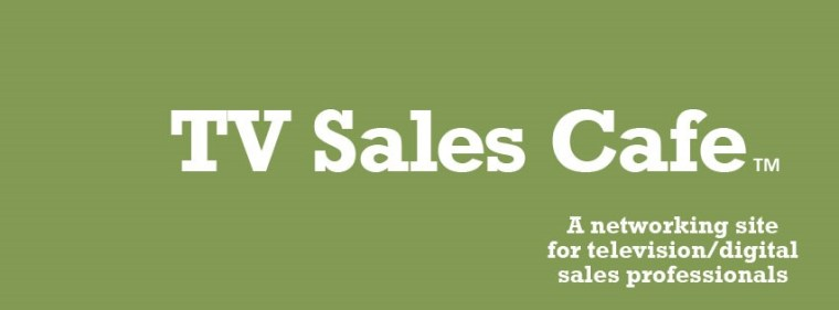 TV Sales Cafe Is a Networking Site for TV Salespeople