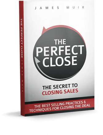 An excellent sales book -- The Perfect Close