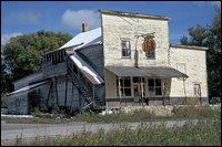 Abandoned IGA Store