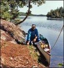 Isle Royale Solo Canoe Odyssey