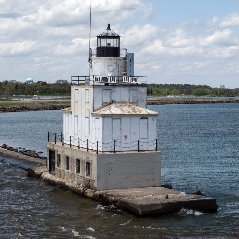 Manitowoc (WI) North Pierhead Lighthouse