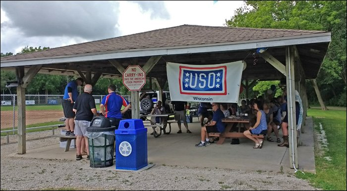 USO Wisconsin Volunteer Appreciation Picnic