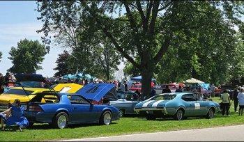 Fish Day Car Show