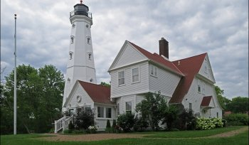 North Point Lighthouse – Milwaukee, WI
