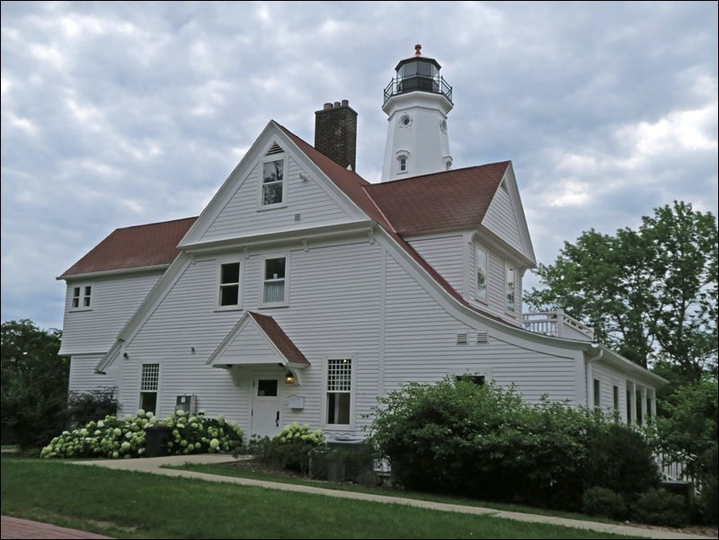 National Lighthouse Day at North Point Light Station