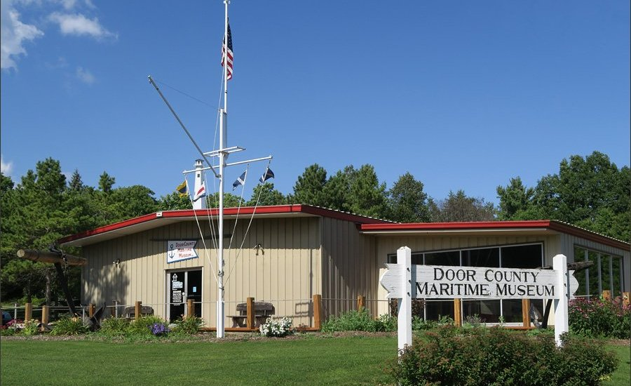 Door County Maritime Museum - Gill's Rock