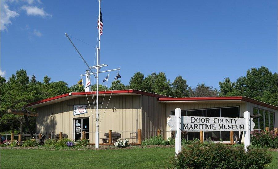Door County Maritime Museum - Gill's Rock