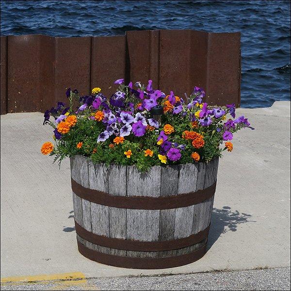 Barrel 'o' Flowers