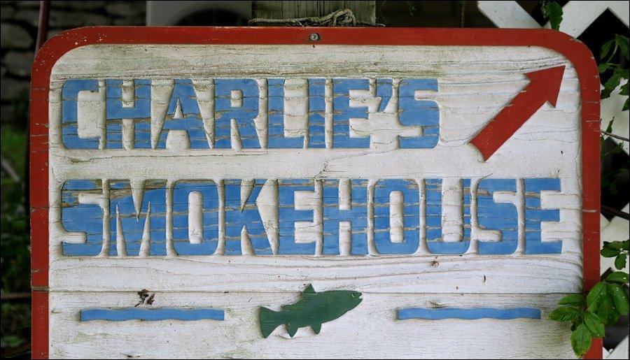 Charlie's Smokehouse