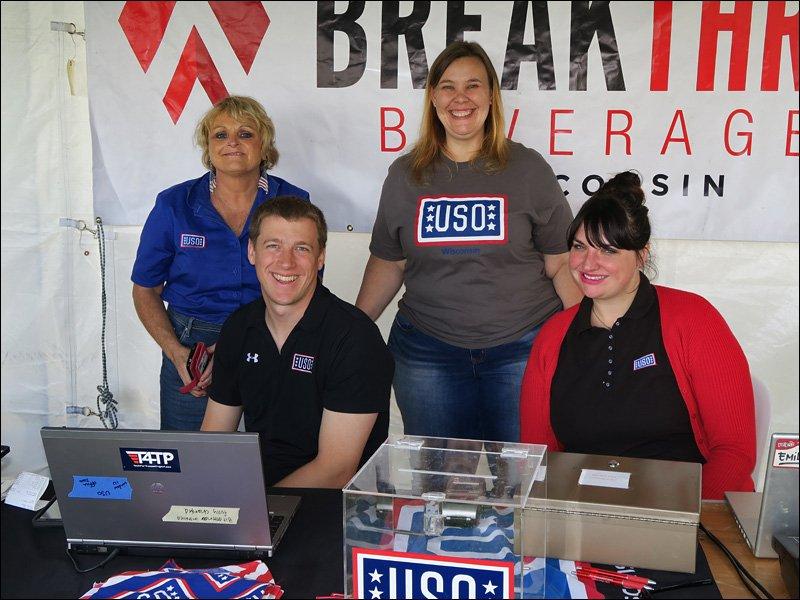 USO Volunteers