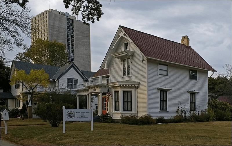 Beulah Brinton House – Bay View, WI