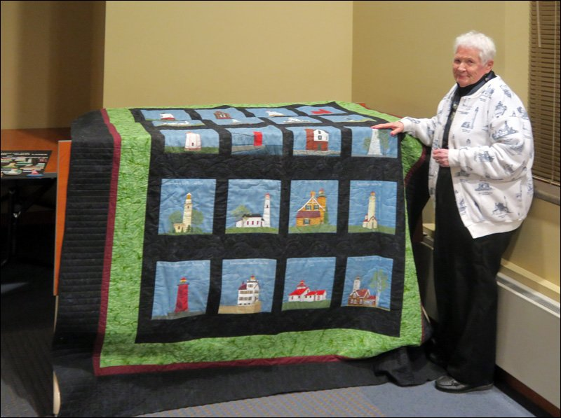 Joyce Thompson's Quilt