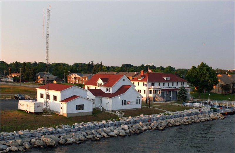 U.S. Coast Guard Station Ludington
