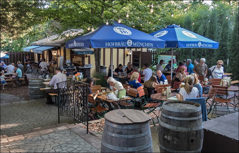 Von Rothenburg Beer Garden
