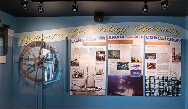 Underwater Archaeology Exhibit