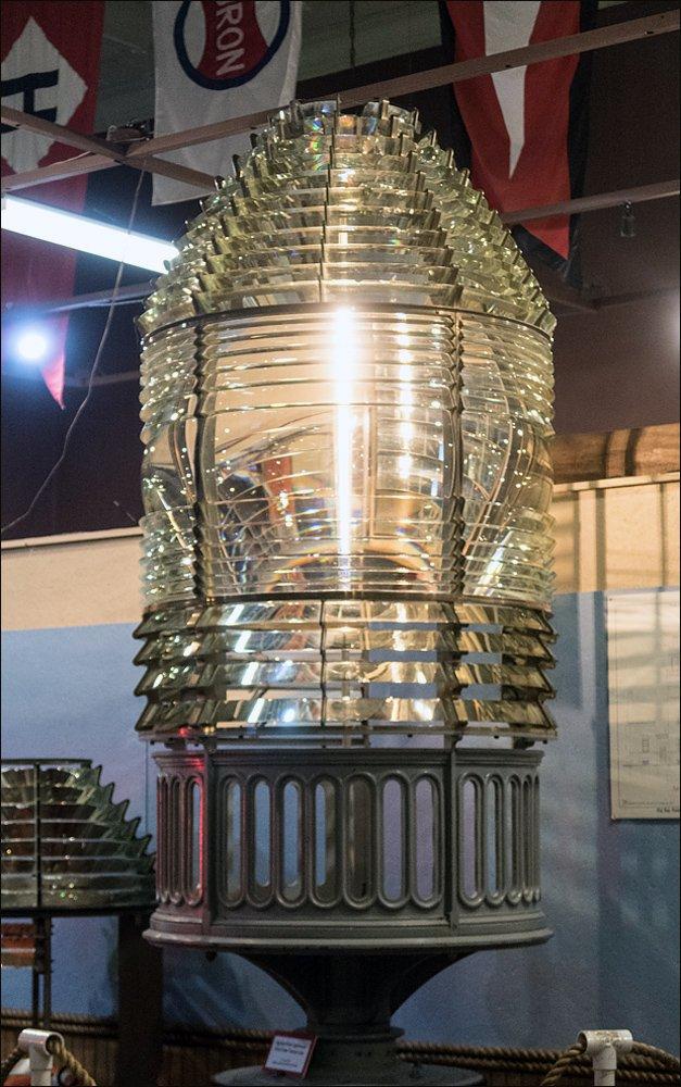 Big Bay Point Third Order Fresnel Lens
