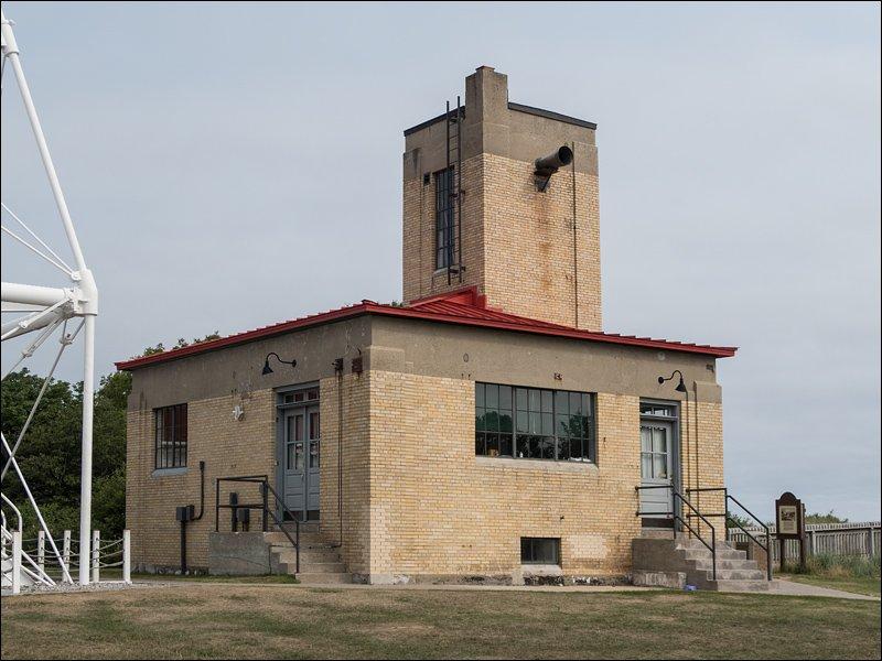Fog Signal Building