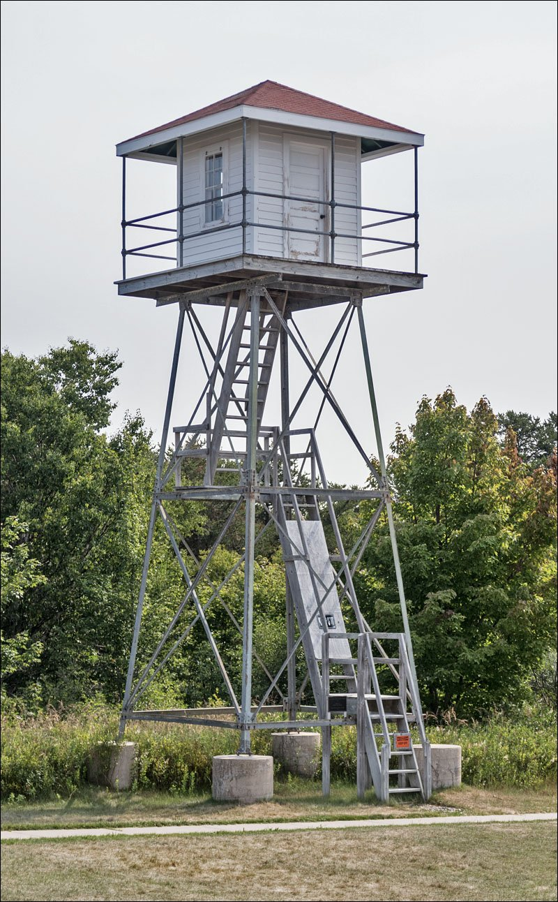 Life-Saving Watch Tower