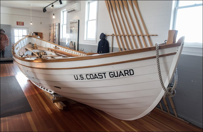 U.S. Coast Guard Surf Boat