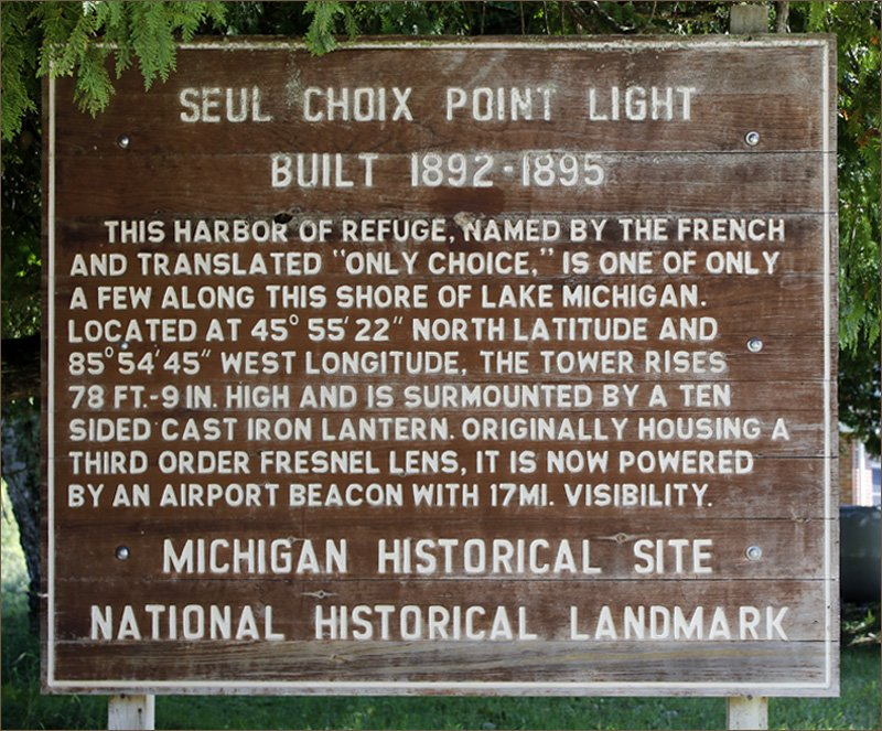 Seul Choix Light Sign