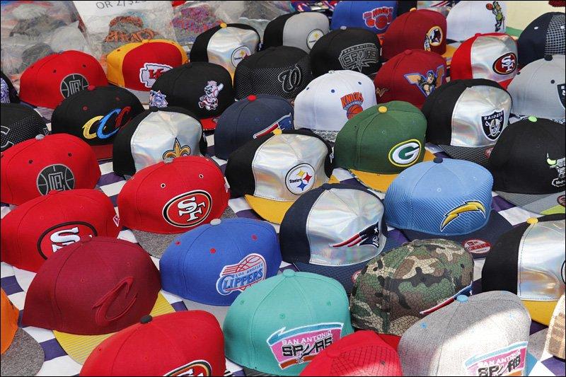 NFL Caps