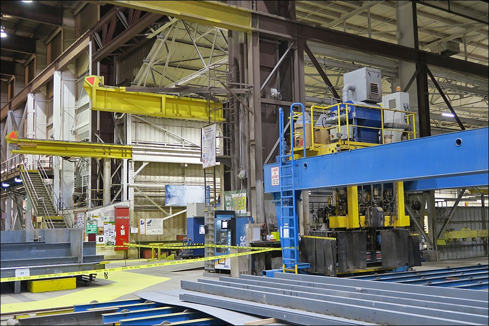 Fincantieri Shipbuilding facilities