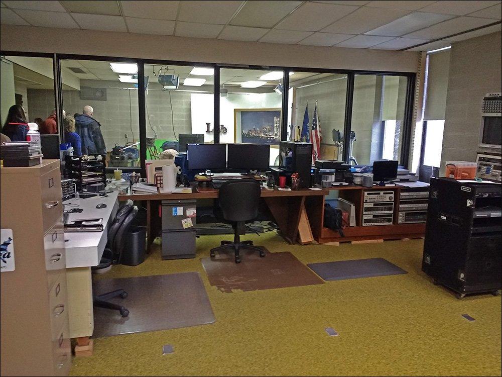 Video Control Room