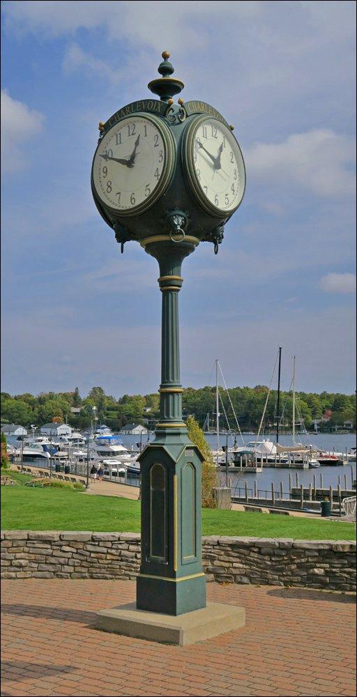 Charlevoix Clock