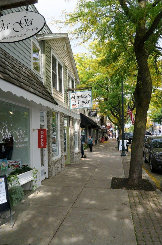 Charlevoix Shops
