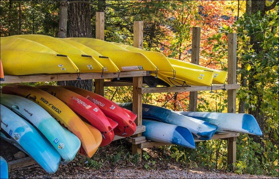 Kayak Livery