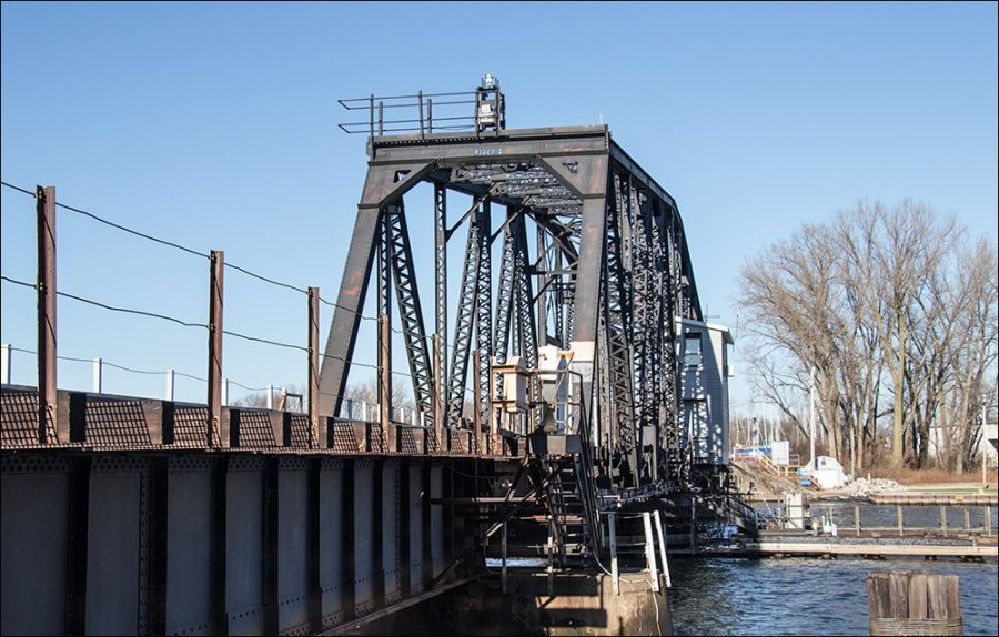 St. Joseph River Railroad Bridge