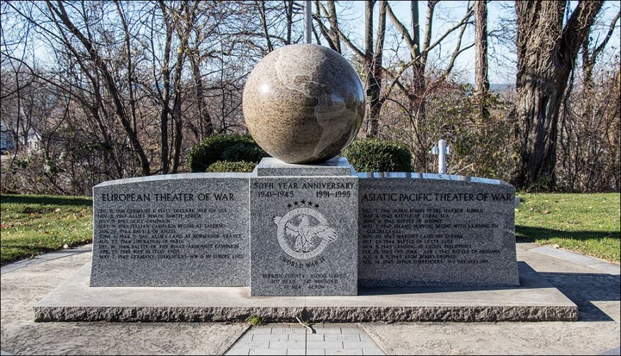 World War II Veteran's Memorial