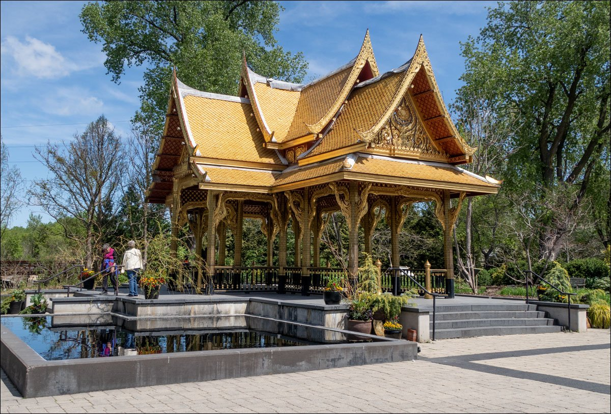 Olbrich Botanical Gardens - Thai Pavilion
