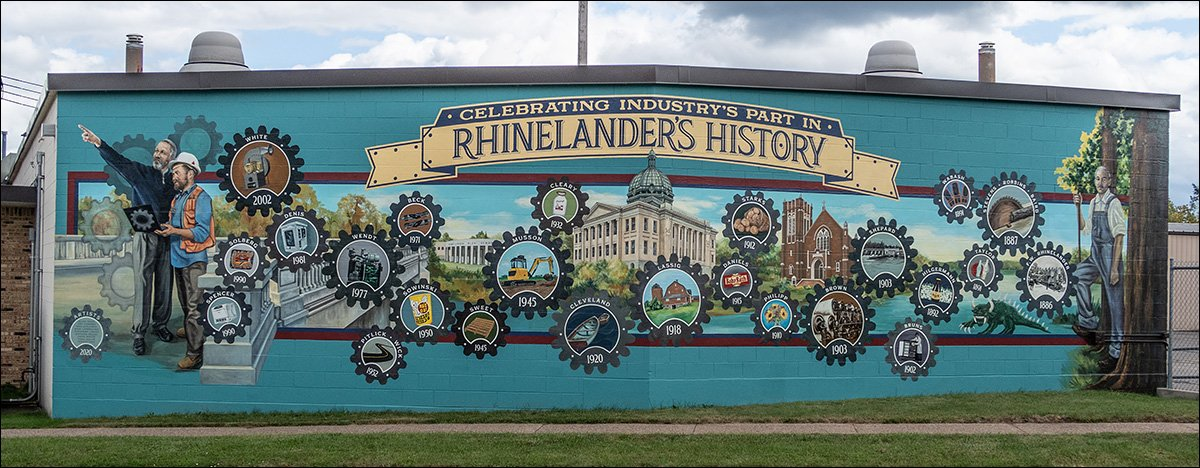 Rhinelander - Around Town