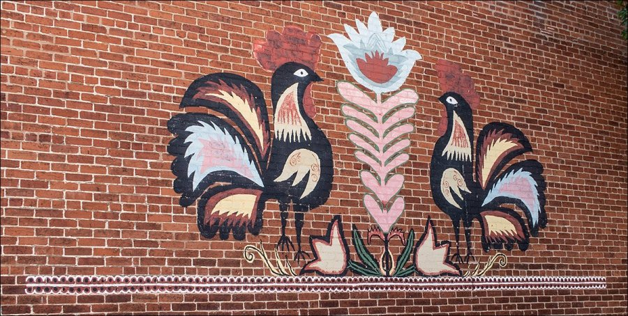 Stevens Point Downtown Murals