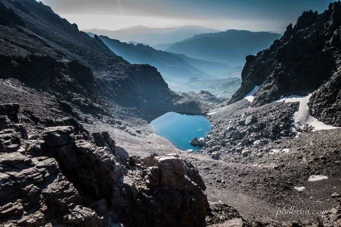 Lac du Mt Cinto
