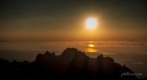 Lever de soleil à Prati GR20
