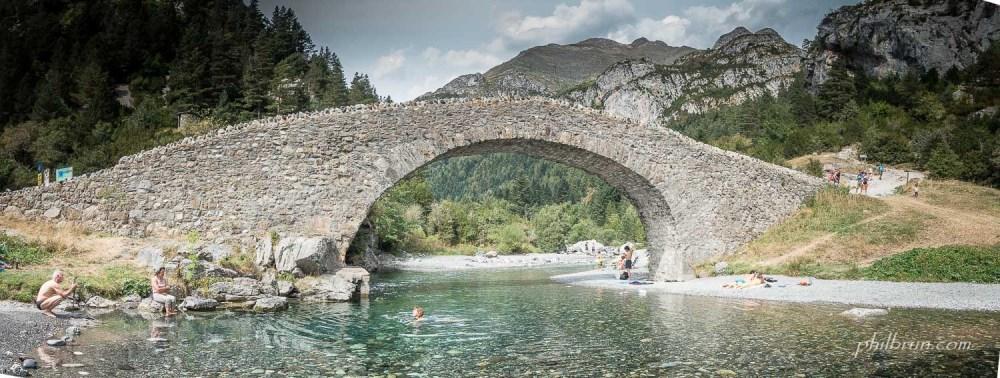 Le pont de Bujaruelo