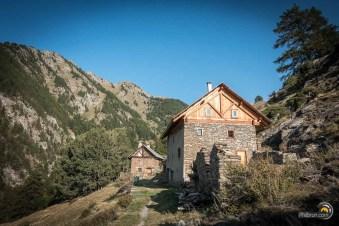 Ce hameau est en cours de rénovation et les travaux semblent aller bon train !