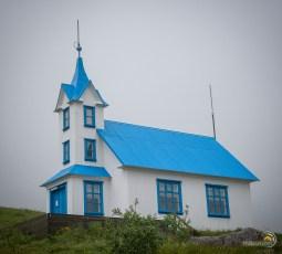 Eglise bleue